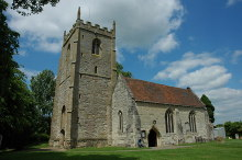 Studley, Warwickshire - Studley Church © Philip Halling